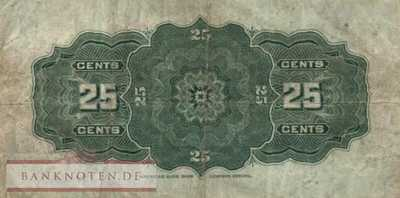 Canada - 25  Cents (#009a_F)