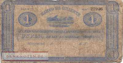 Colombia - 1  Peso (#S697_VG)