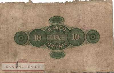 Colombia - 10  Pesos (#S699_VG)