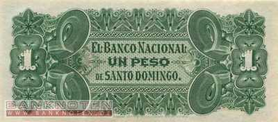 Dominican Republic - 1  Peso (#S131r_AU)