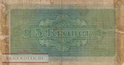 Faroe Islands - 5  Kroner (#010_VG)