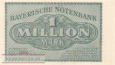 Bayern - 1 Million Mark (#BAY012_UNC)