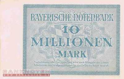 Bayern - 10 Million Mark (#BAY016_UNC)