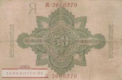 Germany - 50  Mark (#DEU-030_F)