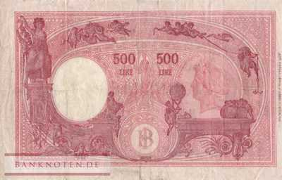 Italy - 500  Lire (#070a_VG)
