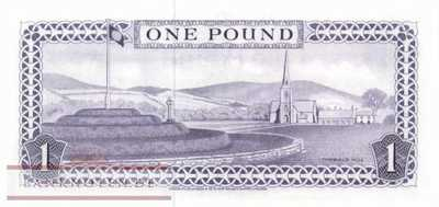 Isle of Man - 1  Pound (#034a_UNC)