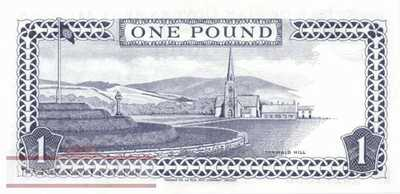 Isle of Man - 1  Pound (#040c_UNC)