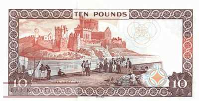 Isle of Man - 10  Pounds (#046a_UNC)