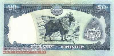 Nepal - 50  Rupees (#048a_UNC)
