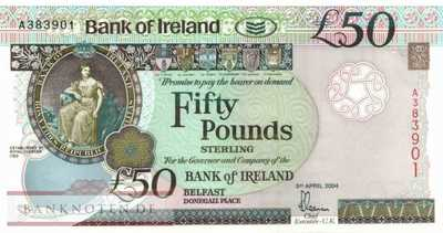 Northern Ireland - 50  Pounds (#081_UNC)