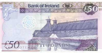Northern Ireland - 50  Pounds (#089_UNC)