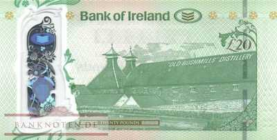Northern Ireland - 20  Pounds (#092_UNC)
