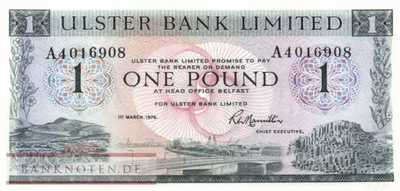 Northern Ireland - 1  Pound (#325b-76_UNC)
