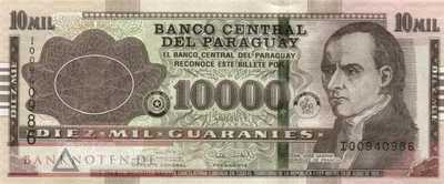 Paraguay - 10.000  Guaranies - Serie I (#224g_UNC)