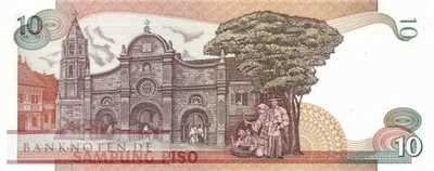 Philippines - 10  Piso (#181a_UNC)