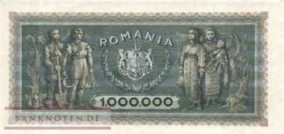 Romania - 1 Million Lei (#060a_UNC)