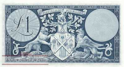 Scotland - 1  Pound (#265_XF)