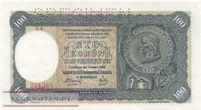 banknoten de - Banknoten Geldscheine Slowakei