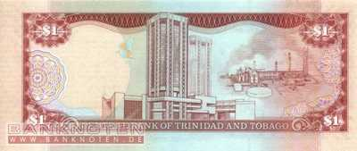 Trinidad and Tobago - 1  Dollar (#046_UNC)