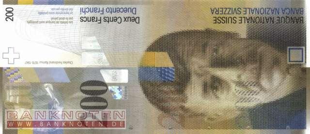 200 schweizer franken